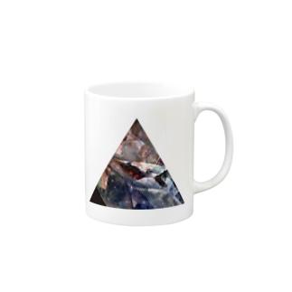 PENGUIN▲ pikshmi×JKS Mugs