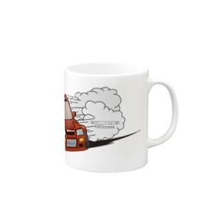 DRIFT_R31 Mugs