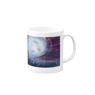 月下のざきんぽす Mugs
