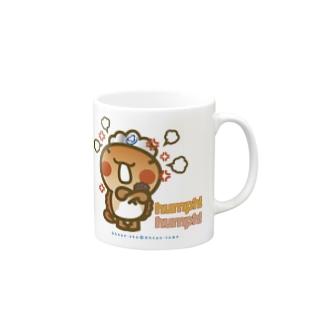 邑南町ゆるキャラ:オオナン・ショウ『humph! humph!」』 Mugs