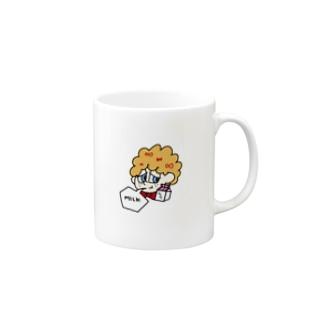 POPな少年boy Mugs