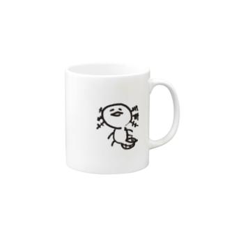 ゆるーぱーるーぱー Mugs