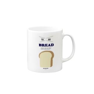 パン Mugs