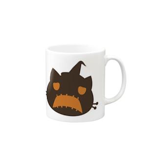 ハロウィンキティ☆パンプ Mugs