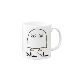 メジェド(ヒエログリフ) Mugs