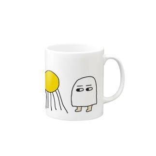 メジェド(アテン) Mugs