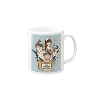 Parfait ginkuraマグカップ Mugs