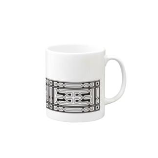 Knot Belt (Shade) Mugs