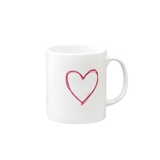 LOVE Heart♡ Mugs