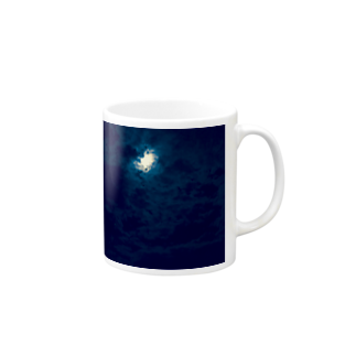 みずたま源九郎のオーシャンmoon Mugs
