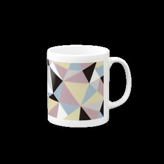 一束のcutting(パレード)マグカップ
