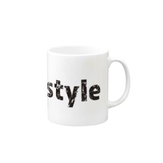 Hardstyleロゴ入りマグカップ  Mugs