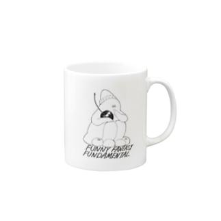 ファニー Mugs