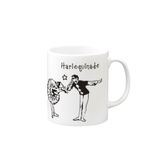 Harlequinade Mugs