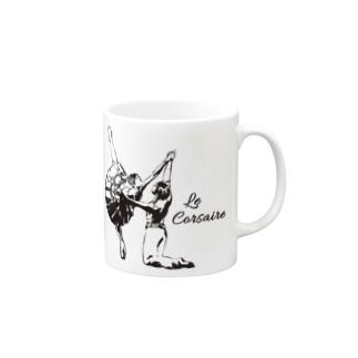 Le Corsaire Mugs