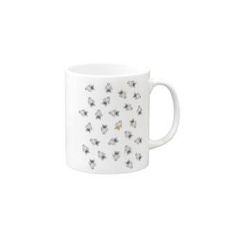 リトルオスモ(分身の術) マグカップ