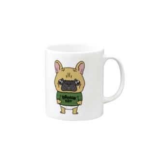 フレブル フォーンくん Mugs