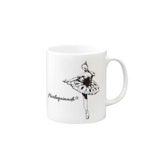 Harlequinade マグカップ