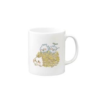 ハリネズミ Mugs