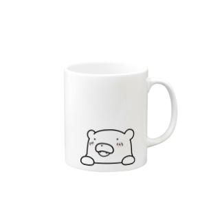 ひょいとあんこすきー Mugs