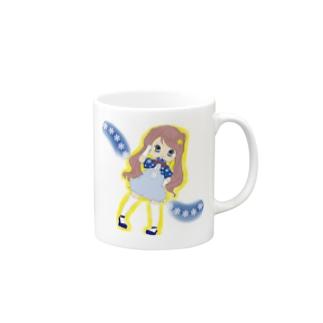 いっちゃんマグ① Mugs