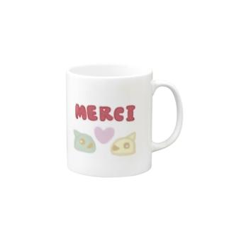 メルシーきょうりゅうちゃん Mugs