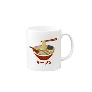 ラーメン Mugs