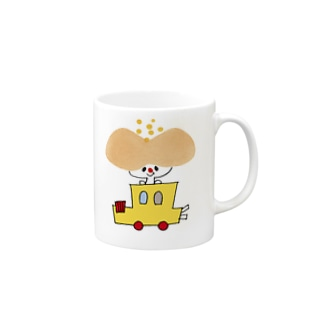 hanaco クルマ Mugs