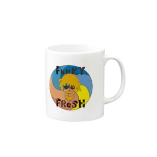 FUNKY FRESH Mugs