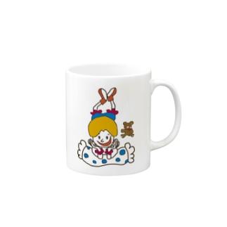 ヒトヤスミ Mugs
