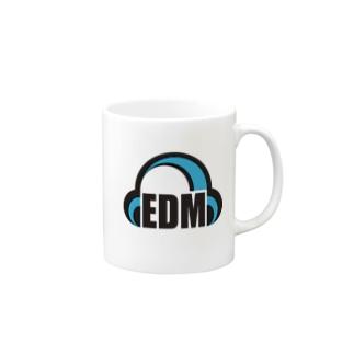 EDMdeごじゃる  Mugs