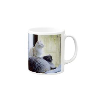 夢とゆんた Mugs