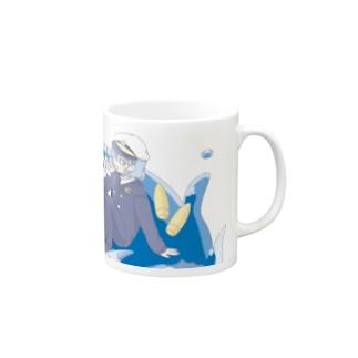 はねゆず(いただきます) Mugs