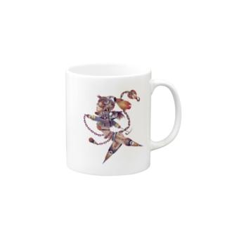 螺子 Mugs