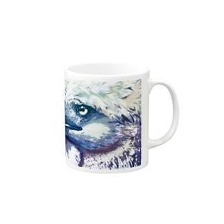 氷鳥 Mugs