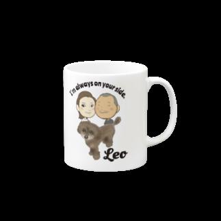 昭広 中里のLeo Mugs
