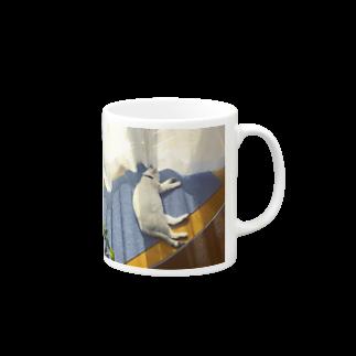 SHOP_KAGENEKOのユメ-爆睡- Mugs