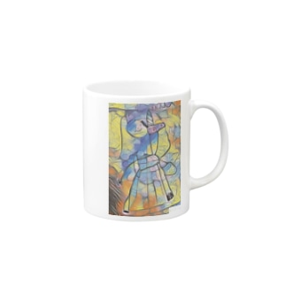 ユニコーン Mugs