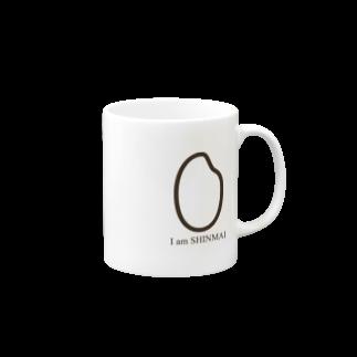 AmberToneのI am 新米 Mugs