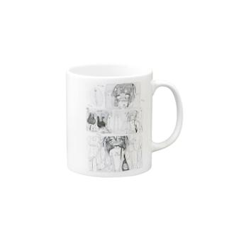 manga Mugs