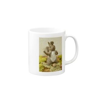 お茶目なエゾチョロ♪ Mugs