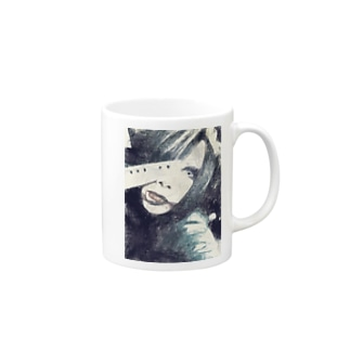 廃児氏~Nightmare on Elm Street~ Mugs