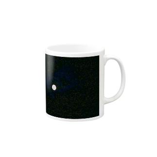 中秋の名月 mini Mugs