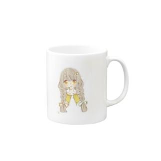 ちょうちょ Mugs