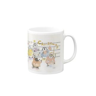 【期間限定】メリークリスマス! Mugs