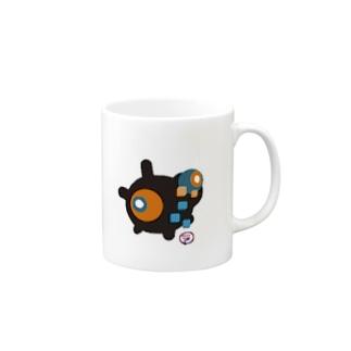 目玉 Mugs