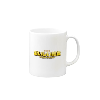 おいしい給食 ロゴ Mugs