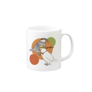 レトロドリシリーズ Mugs