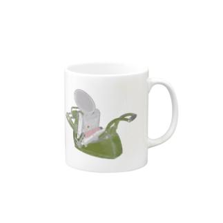 テキン(活版印刷機・レタープレス) Mugs
