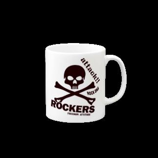 JOKERS FACTORYのROCKERS マグカップ